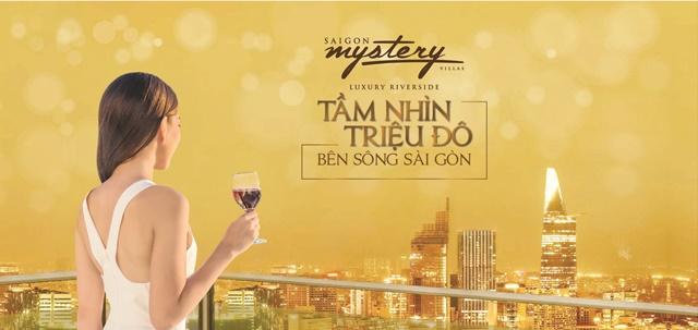 Dự án Sai gon Mystery villas quận 2