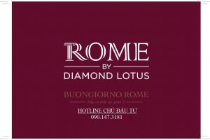 ROME DIAMOND LOTUS CĐT PHÚC KHANG -Name
