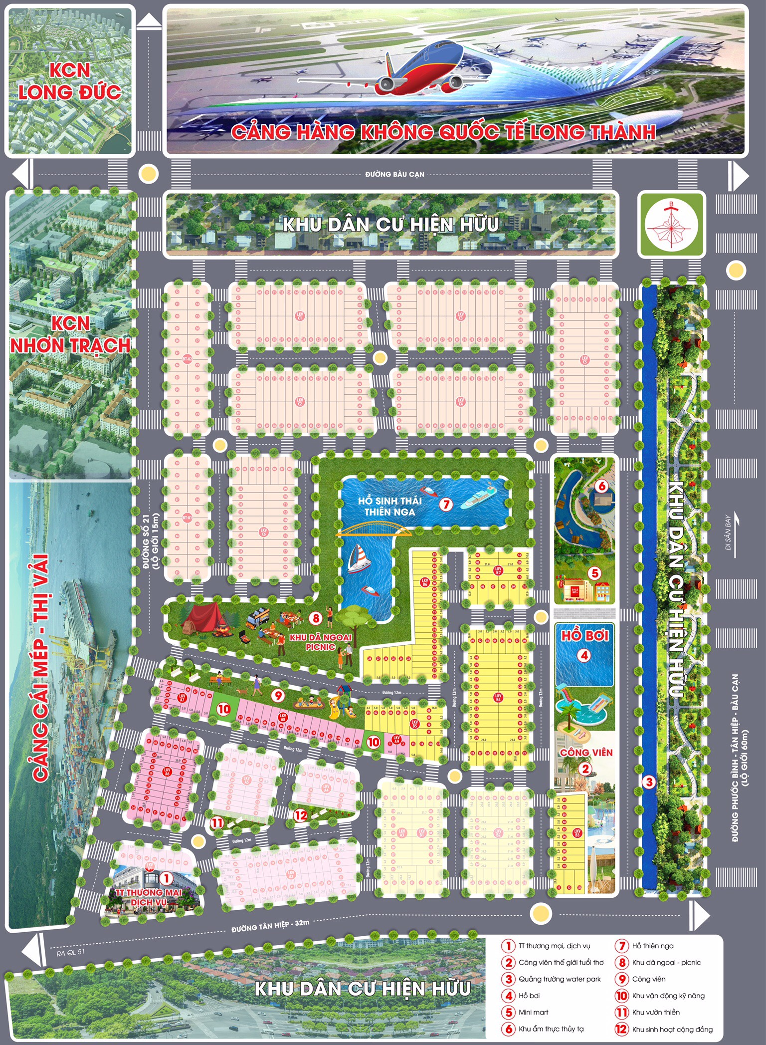 Airport City Đồng Nai (2)