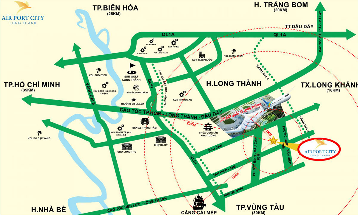 Airport City Đồng Nai (3)