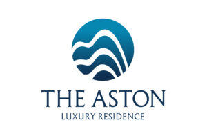 LOGO THE ASTON VERTICAL
